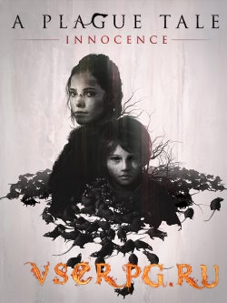 Постер игры A Plague Tale Innocence
