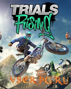 Постер игры Trials Rising