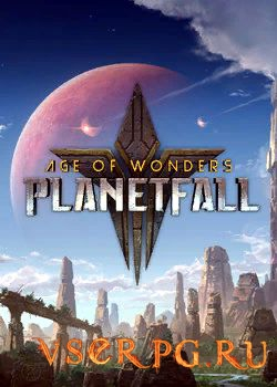 Постер игры Age of Wonders: Planetfall
