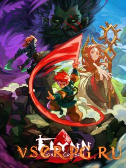 Постер игры Flynn: Son of Crimson