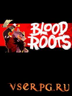 Постер игры Bloodroots