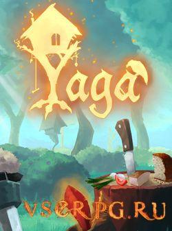 Постер игры Yaga