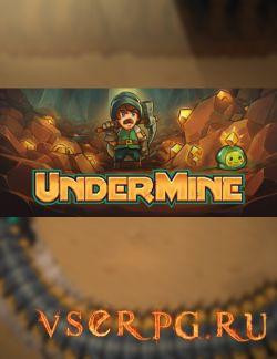 Постер игры UnderMine