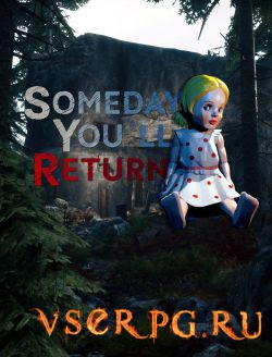Постер игры Someday You'll Return