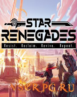 Постер игры Star Renegades