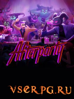 Постер игры Afterparty