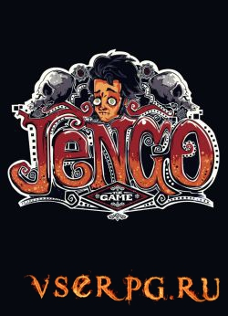 Постер игры Jengo