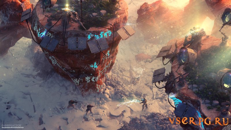 Wasteland 3 screen 3