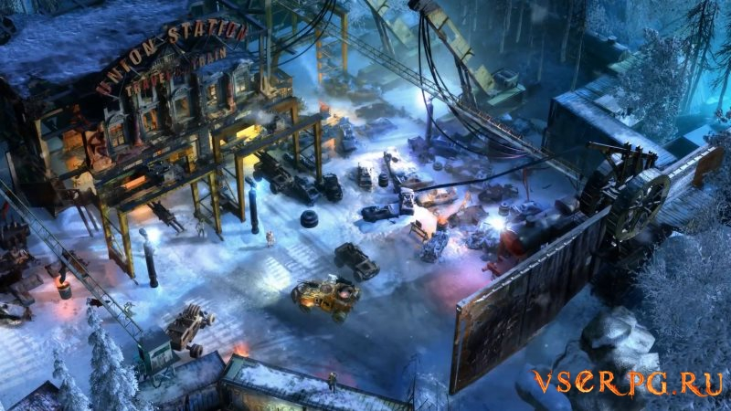 Wasteland 3 screen 1