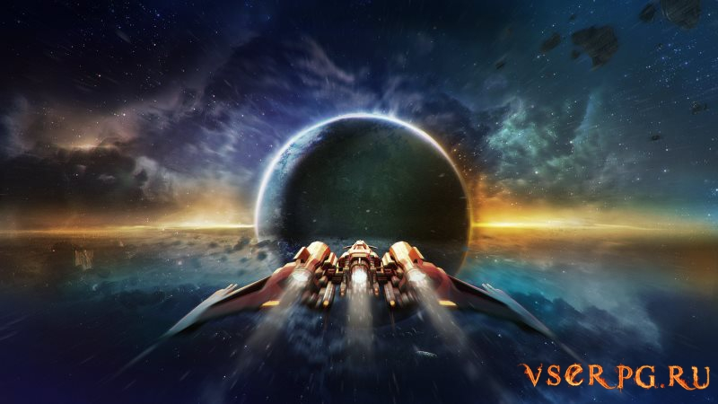 Redout: Space Assault screen 1