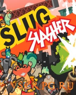 Постер игры Slug Slasher