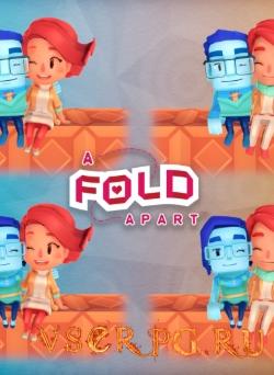 Постер игры A Fold Apart