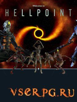 Постер игры Hellpoint