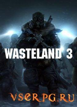 Постер игры Wasteland 3