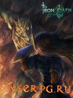 Постер игры The Iron Oath