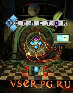 Постер игры Refactor