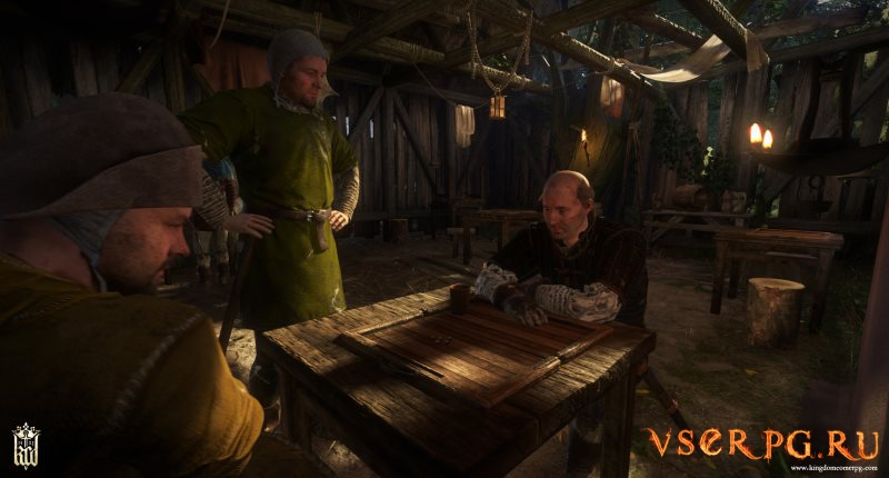 Kingdom Come: Deliverance: The Amorous Adventures of Bold Sir Hans Capon screen 1