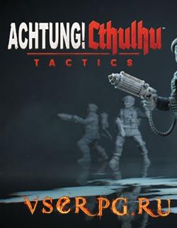 Постер игры Achtung Cthulhu Tactics