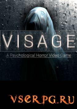 Постер игры Visage