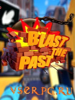 Постер игры Blast the Past