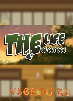 Постер игры The Life of One Dog