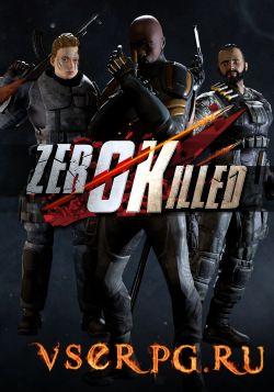 Постер игры Zero Killed