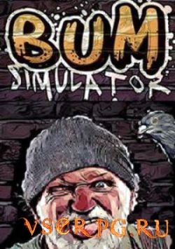 Постер игры Bum Simulator