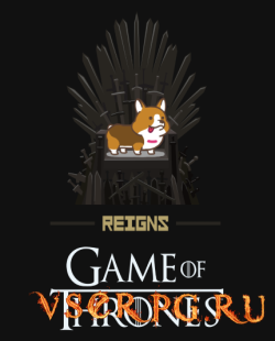 Постер игры Reigns: Game of Thrones