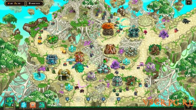 Kingdom Rush Origins screen 1