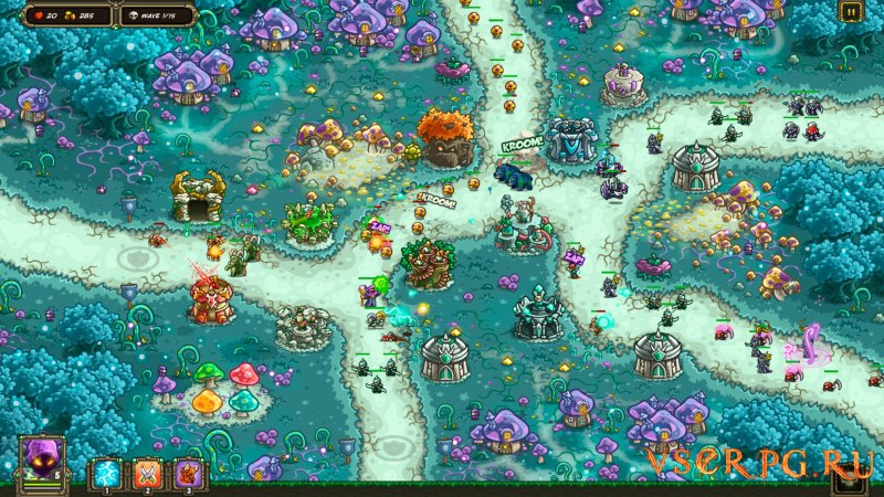Kingdom Rush Origins screen 2