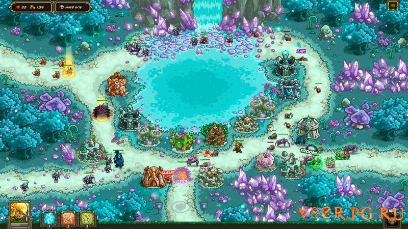 Kingdom Rush Origins screen 3
