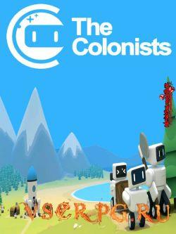 Постер игры The Colonists (2018)