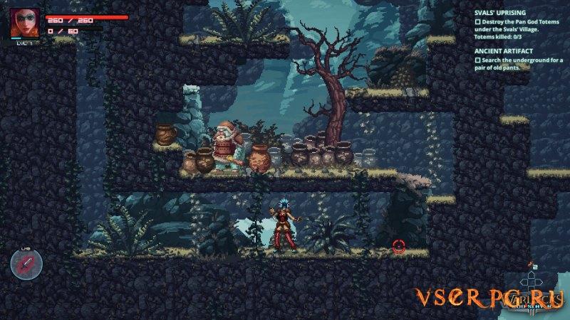 Warlocks 2 God Slayers screen 3