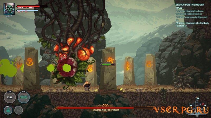 Warlocks 2 God Slayers screen 2