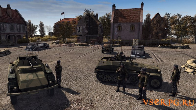 Men of War: Assault Squad 2 - Ostfront Veteranen screen 2