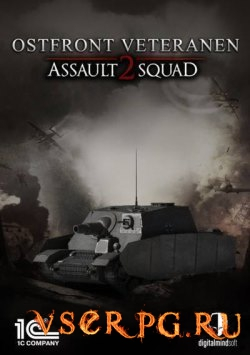 Постер игры Men of War: Assault Squad 2 - Ostfront Veteranen