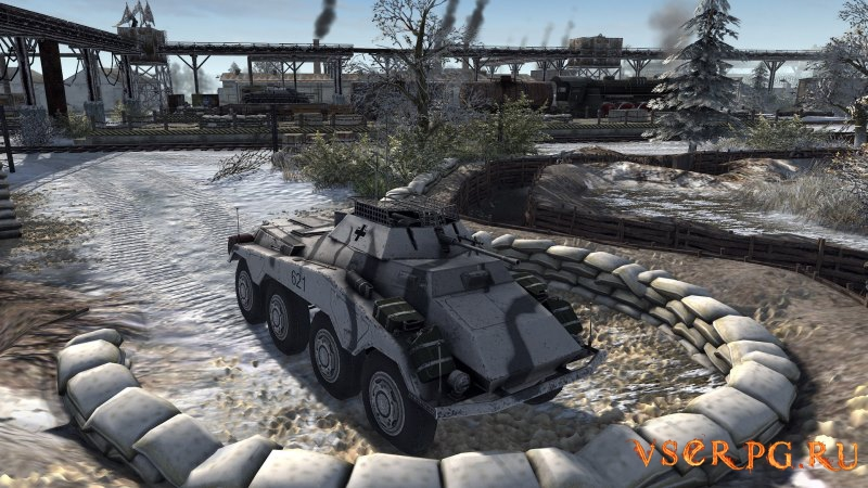 Men of War: Assault Squad 2 - Ostfront Veteranen screen 1