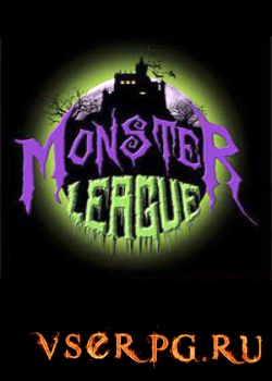 Постер игры Monster League