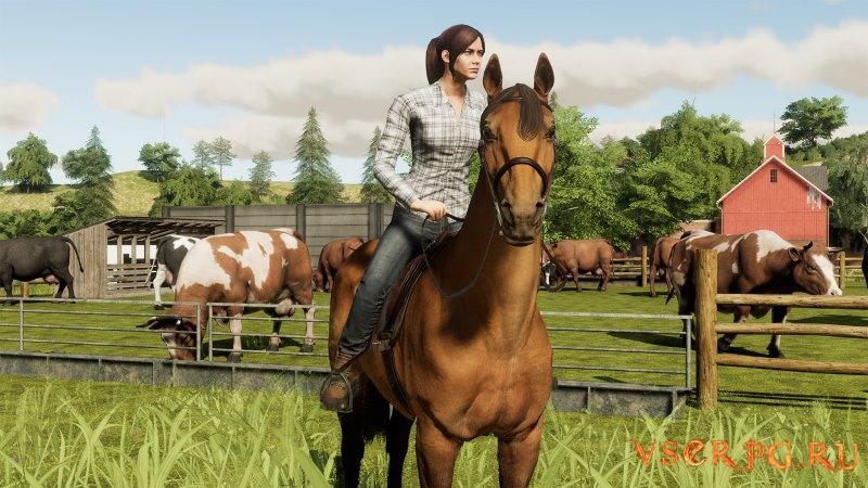 Farming Simulator 19 screen 2