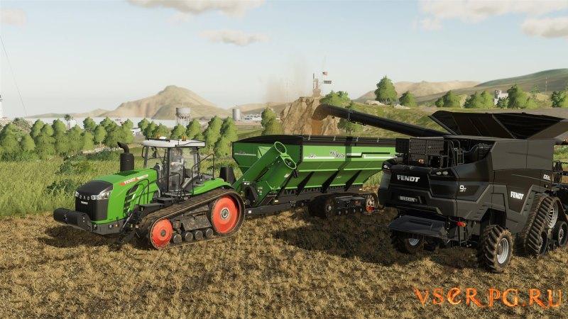 Farming Simulator 19 screen 3