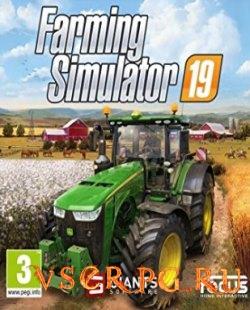 Постер игры Farming Simulator 19