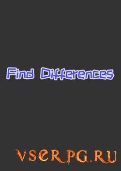 Постер игры Find Differences
