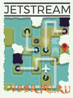 Постер игры Jetstream