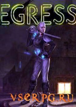 Постер игры Egress
