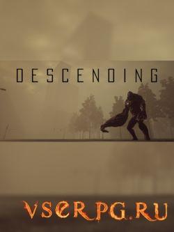 Постер игры Descending (2018)