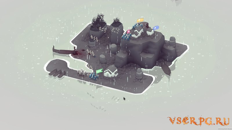 Bad North screen 3