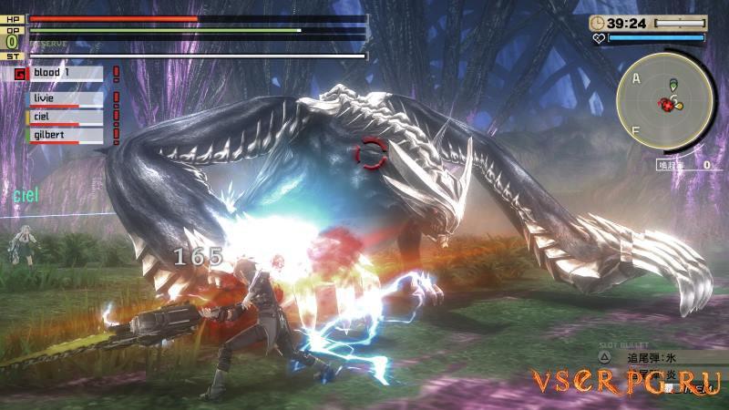 God Eater 2: Rage Burst. представила новые скриншоты. Выход игры на Западе