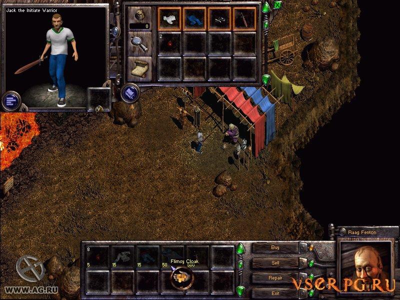 Версия игры 1.2 Установлено: Patch v.1.2 Дополнение Nox Quest Аудио-Виде